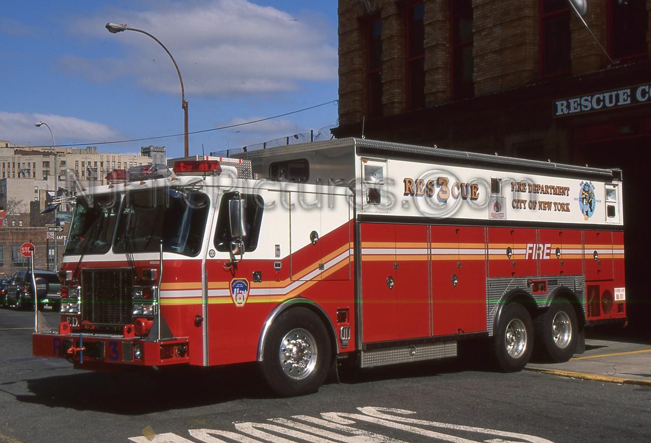 BRONX NY RESCUE 3