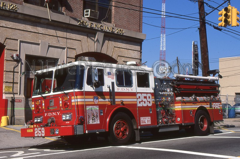 QUEENS NY ENGINE 259