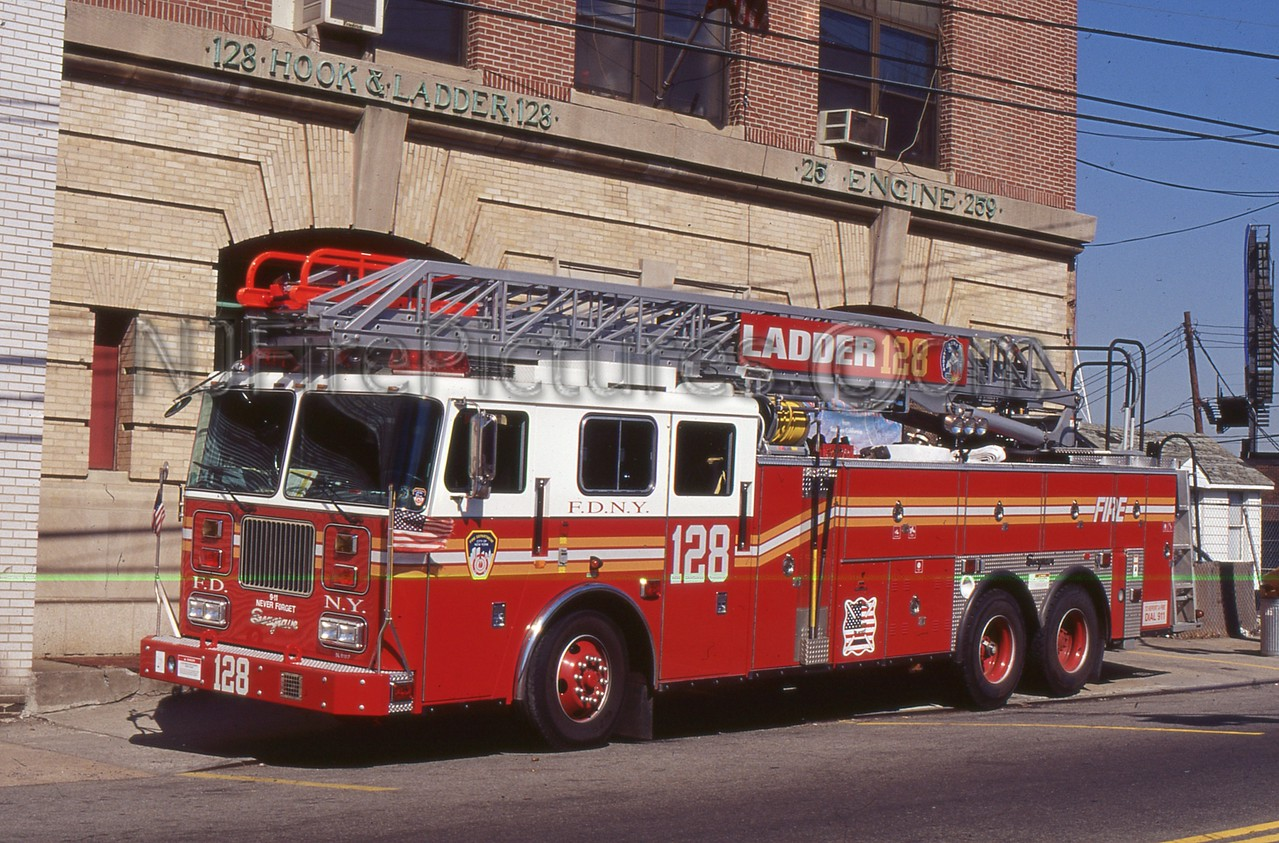 QUEENS NY LADDER 128