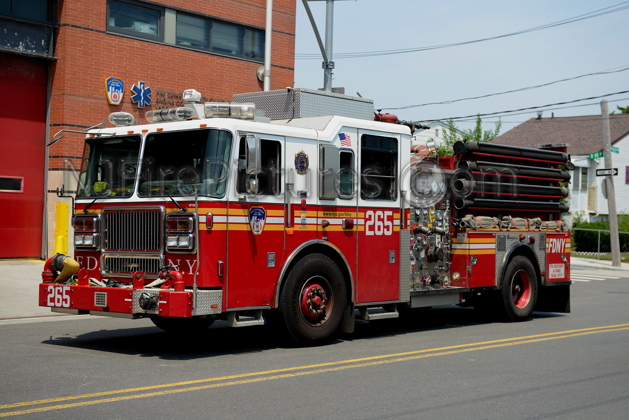 QUEENS, NY ENGINE 265