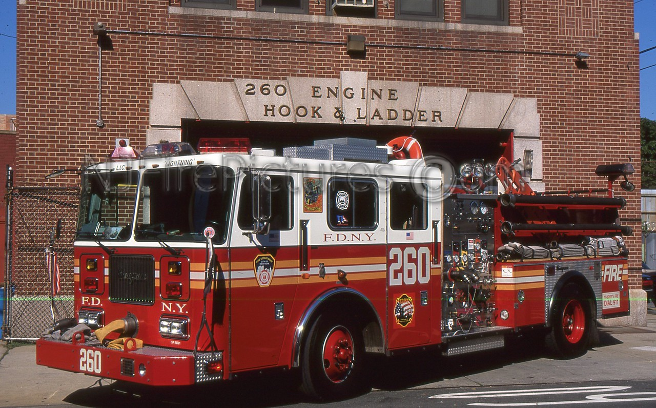 QUEENS NY ENGINE 260