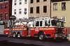 BROOKLYN NY TOWER LADDER 105