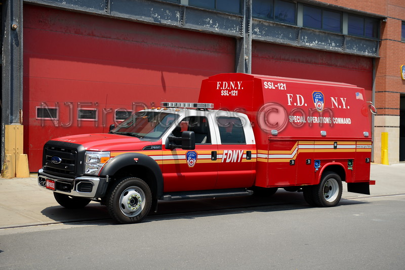 QUEENS, NY S.O.C. SUPPORT UNIT (SSL-121)