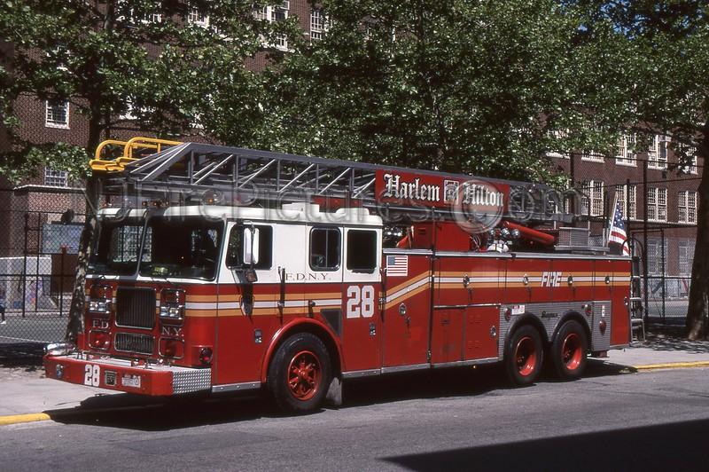 HARLEM NY LADDER 28