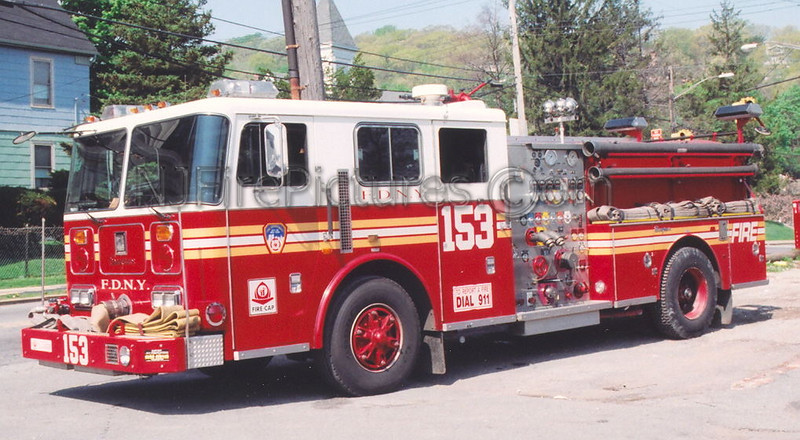 Engine 153 - 1993 Seagrave 1000/500