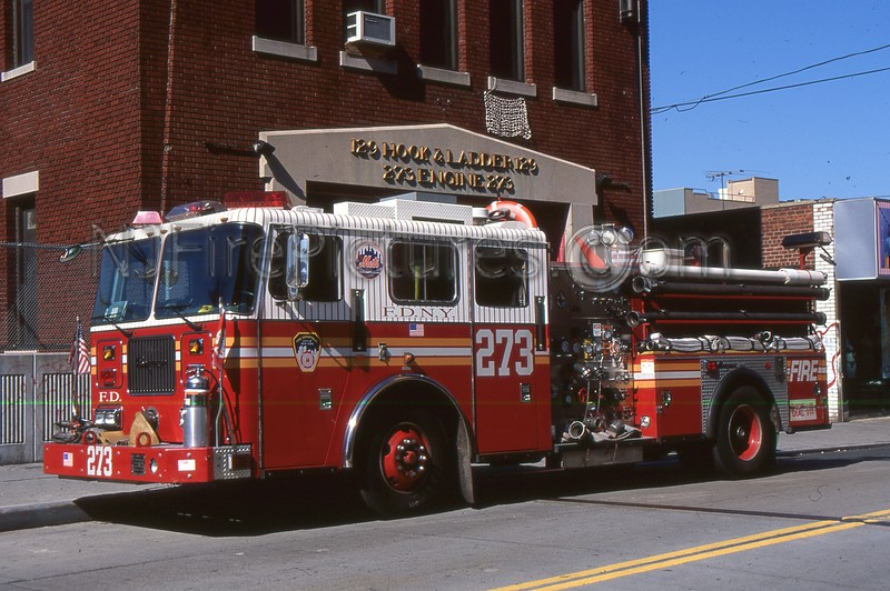 QUEENS NY ENGINE 273