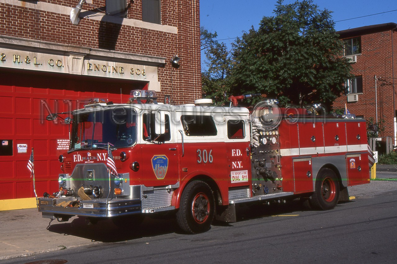 QUEENS NY ENGINE 306