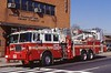 QUEENS NY TOWER LADDER 152
