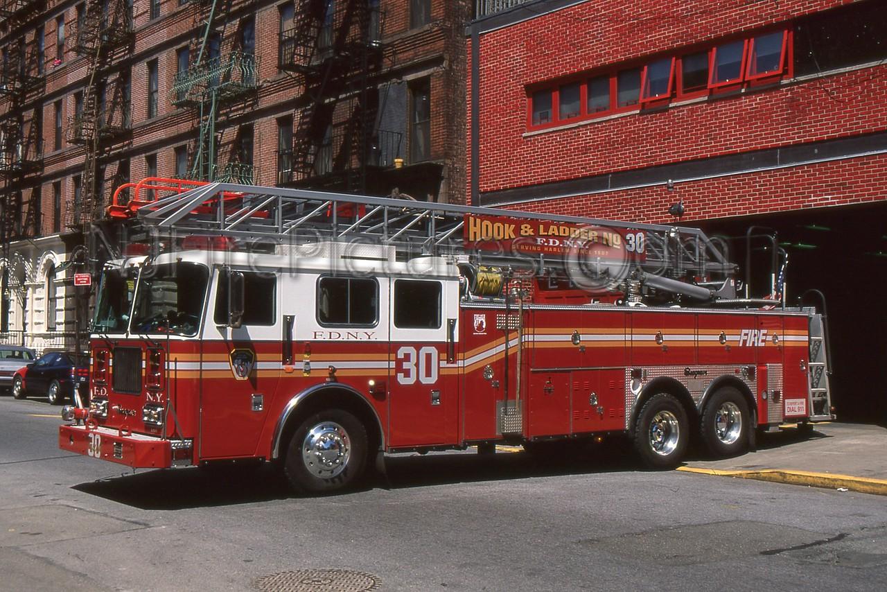 HARLEM NY LADDER 30