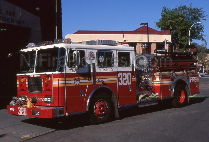QUEENS NY ENGINE 320