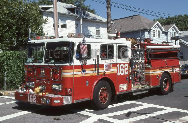 STATEN ISLAND NY ENGINE 162