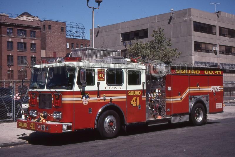 BRONX NY SQUAD 41