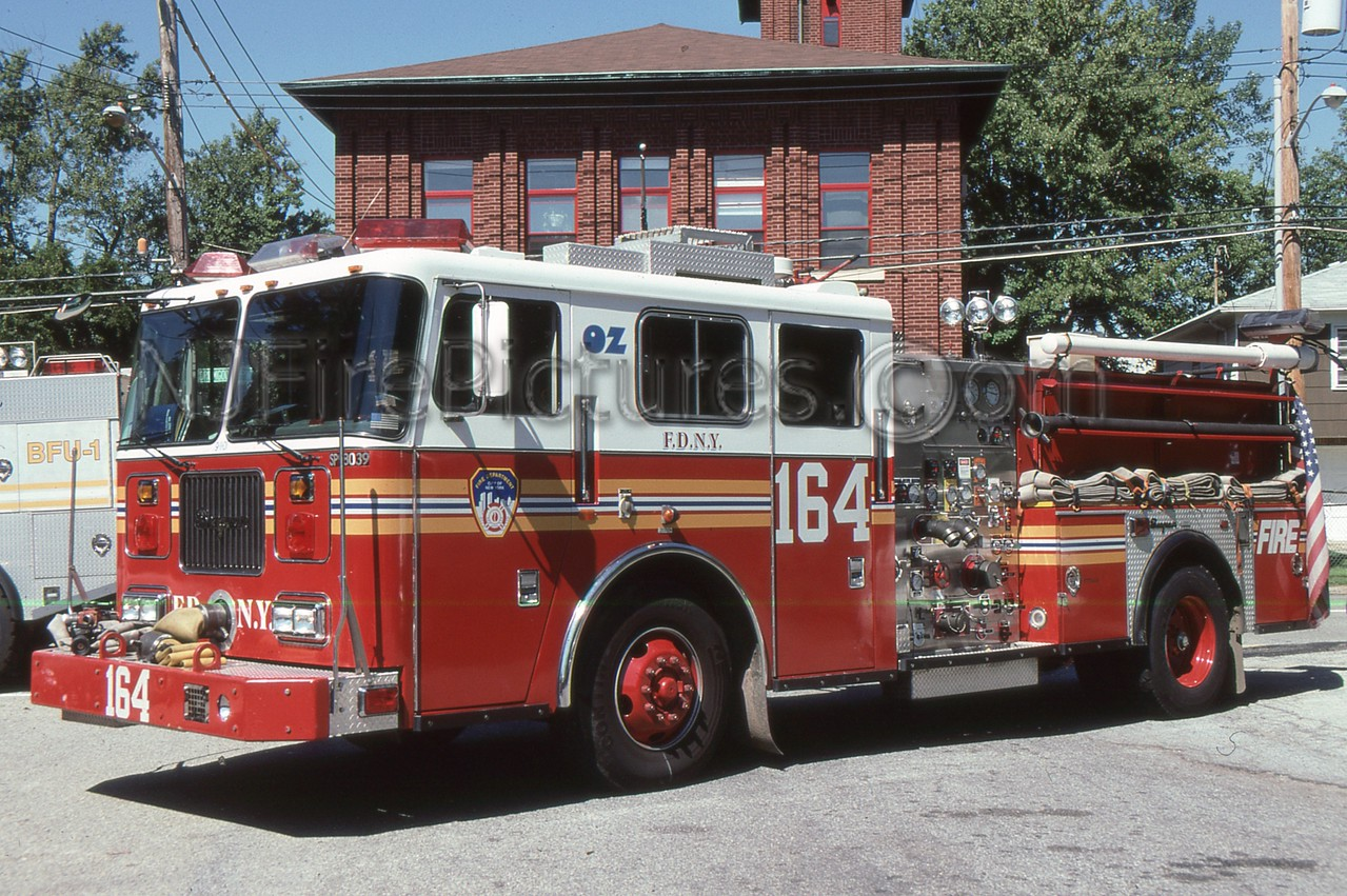 STATEN ISLAND NY ENGINE 164