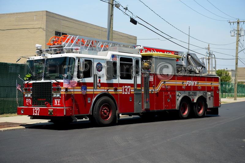 QUEENS, NY LADDER 137