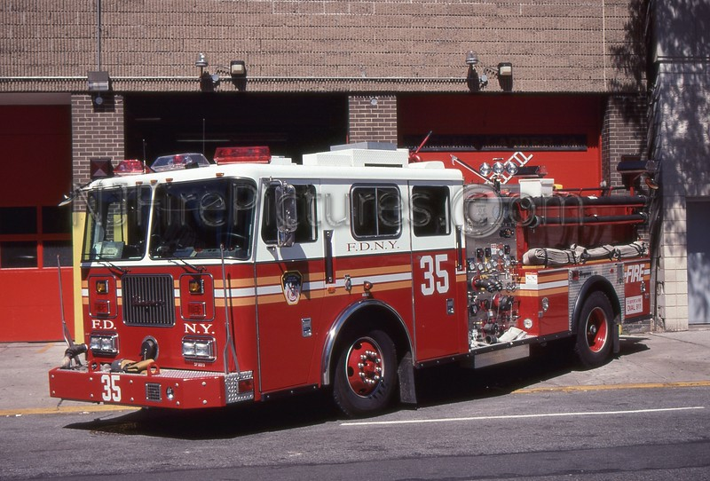 MANHATTAN NY ENGINE 35