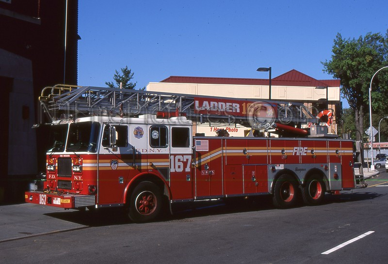 QUEENS NY LADDER 167