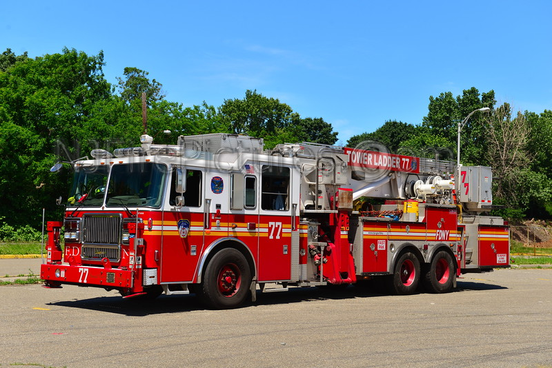 FDNY TOWER LADDER 77 STATEN ISLAND, NY