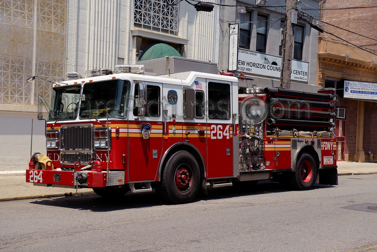 QUEENS, NY ENGINE 264