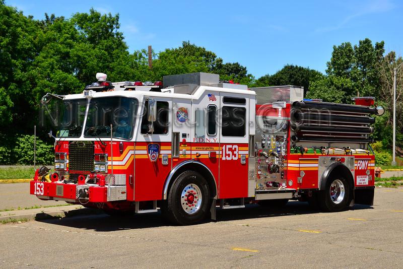 FDNY ENGINE 153 STATEN ISLAND NY