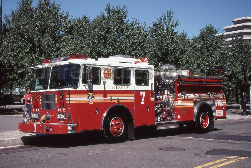 MANHATTAN, NY ENGINE 7