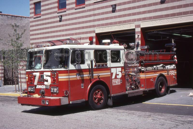 BRONX NY ENGINE 75