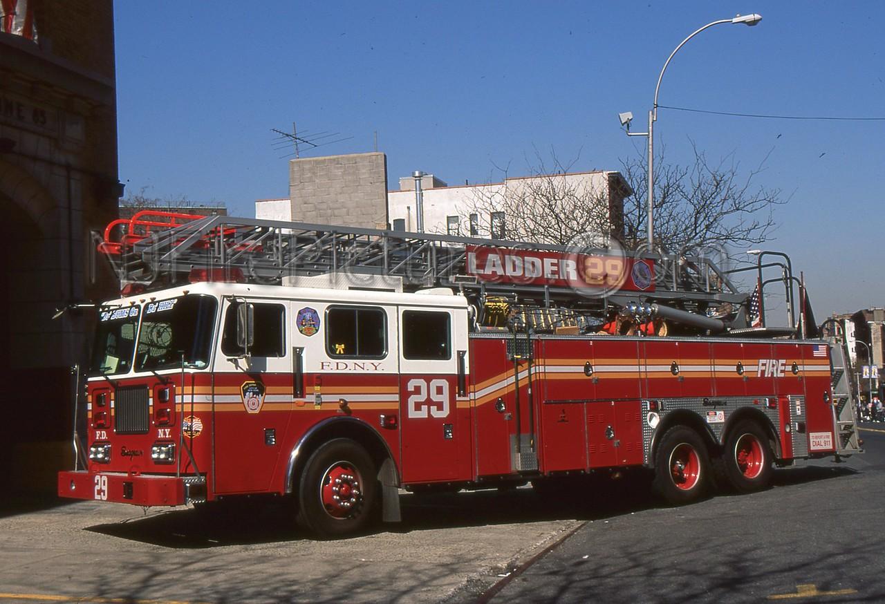 BRONX NY LADDER 29
