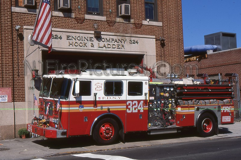QUEENS NY ENGINE 324