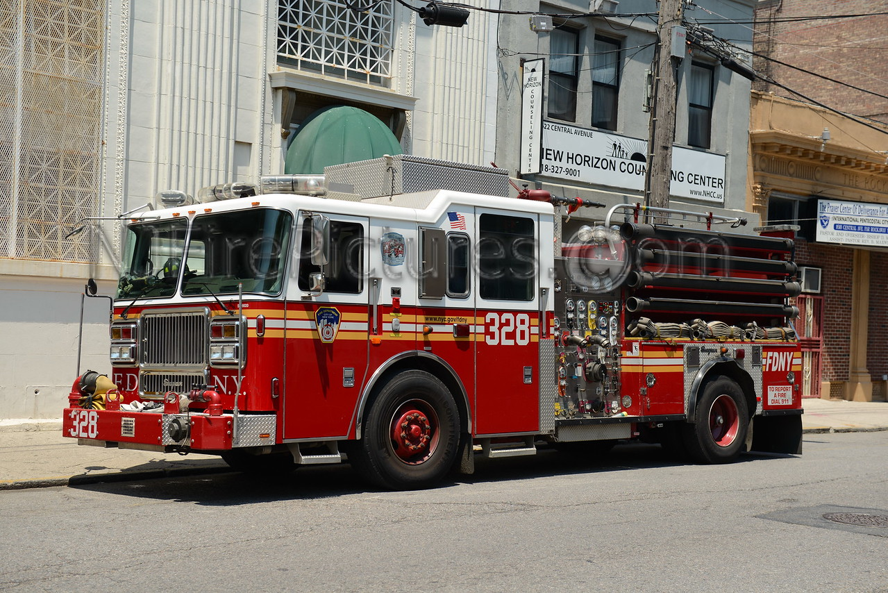 QUEENS, NY ENGINE 328