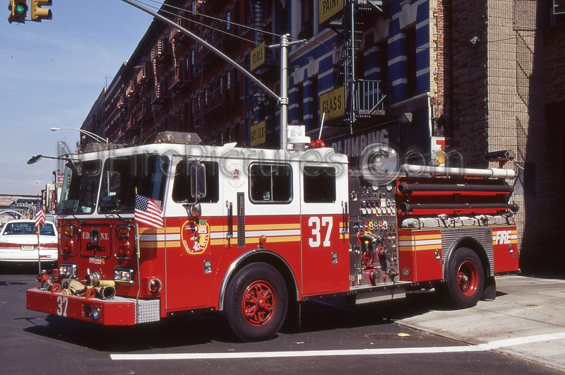 MANHATTAN NY ENGINE 37