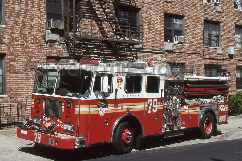 BRONX NY ENGINE 79