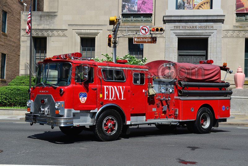 EX-ENGINE 65-  1983 MACK CF 1000/500  MP8306 NOW PRIVATELY OWNED.