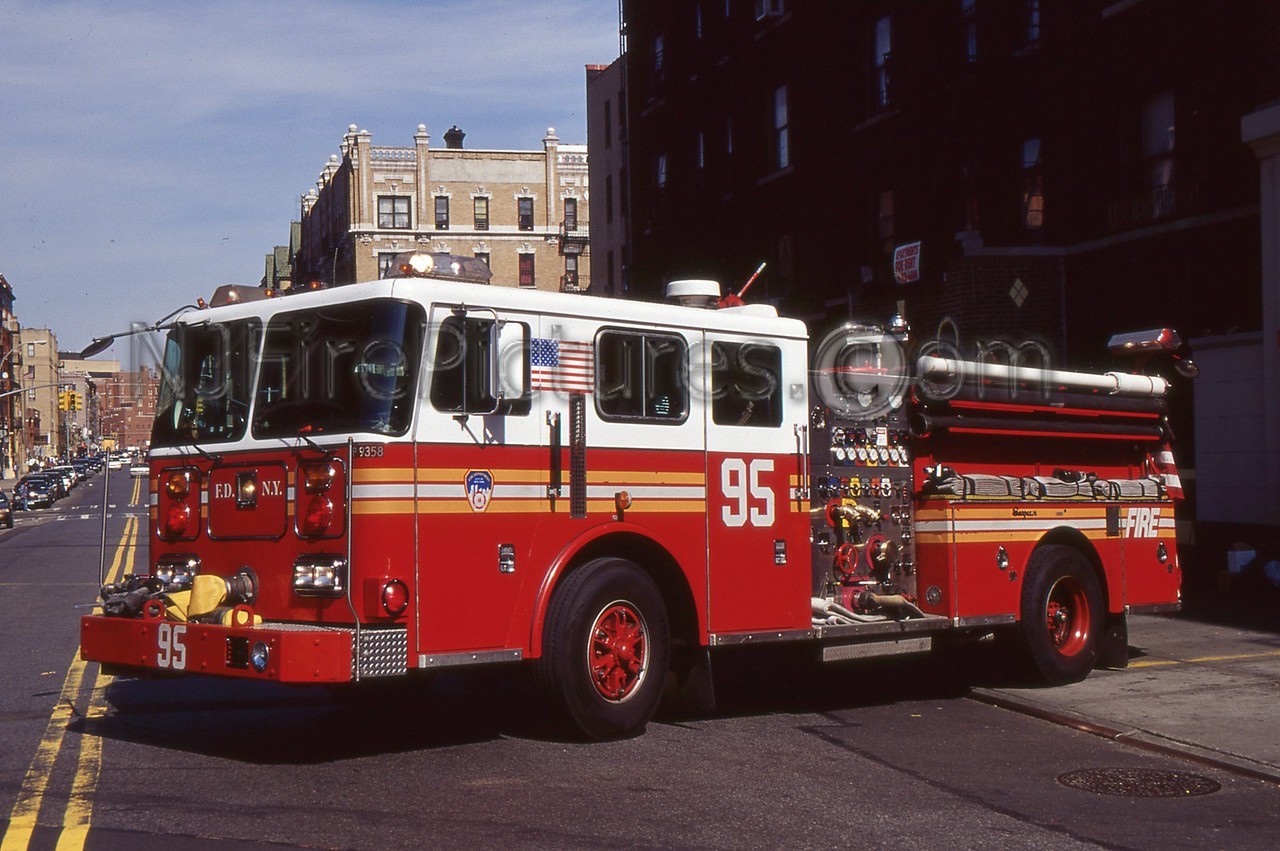 MANHATTAN NY ENGINE 95