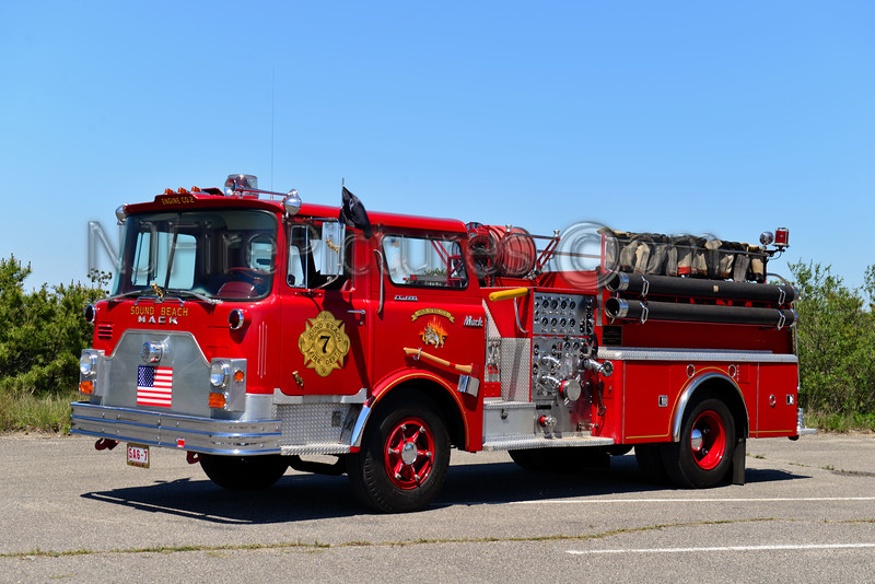 SOUND BEACH, NY ENGINE 5A-6-7