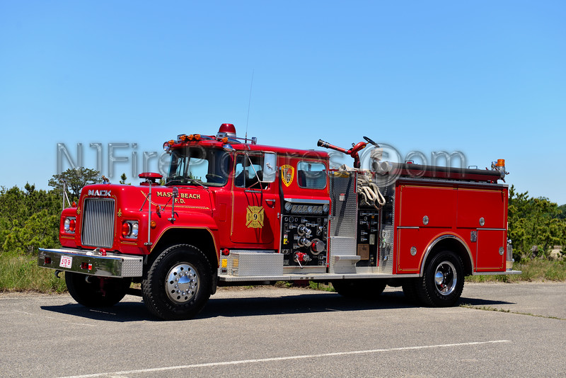 MASTIC BEACH, NY ENGINE 5-13-9