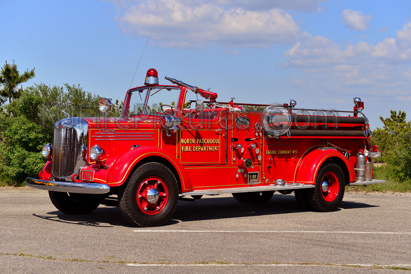 NORTH PATCHOGUE, NY ENGINE 1