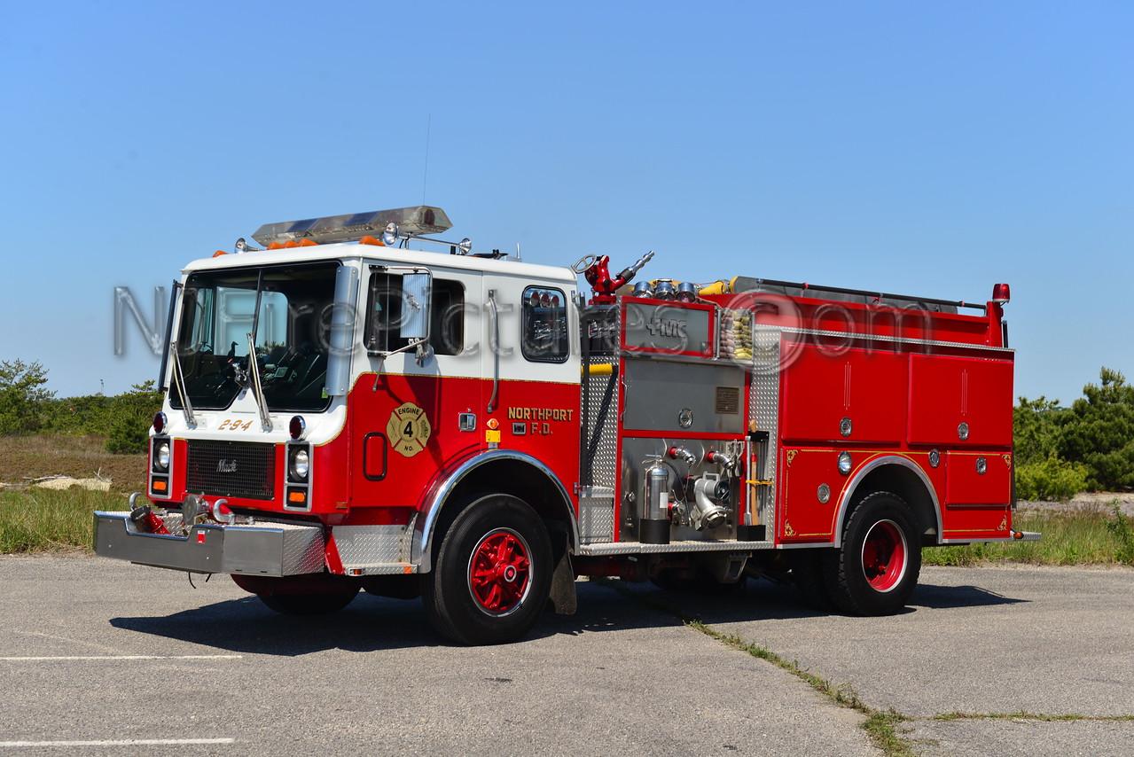 NORTHPORT, NY ENGINE 2-9-4