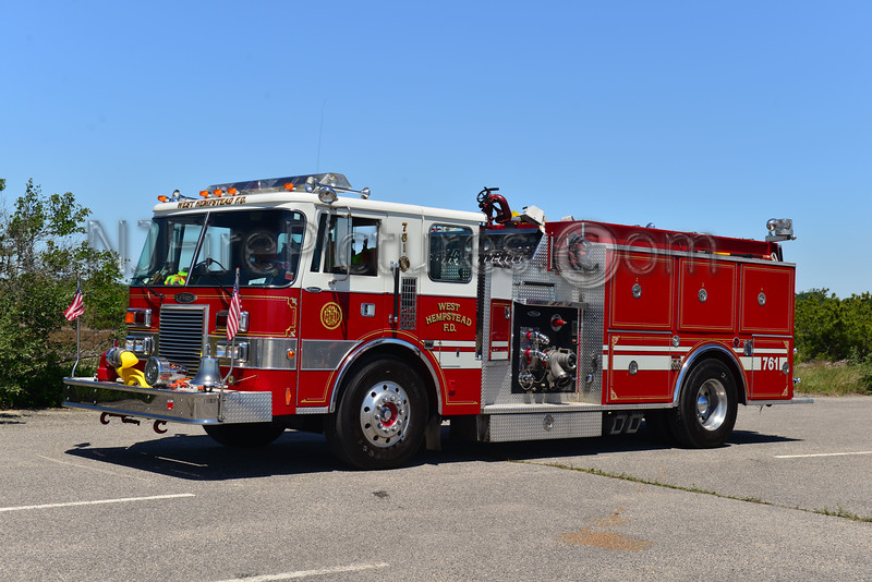 WEST HEMPSTEAD, NY ENGINE 761