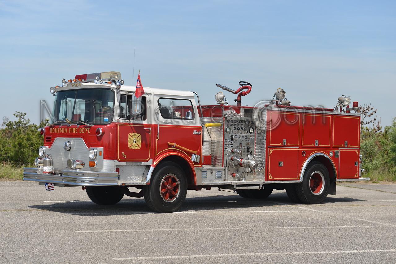 BOHEMIA, NY ENGINE 3-12-6