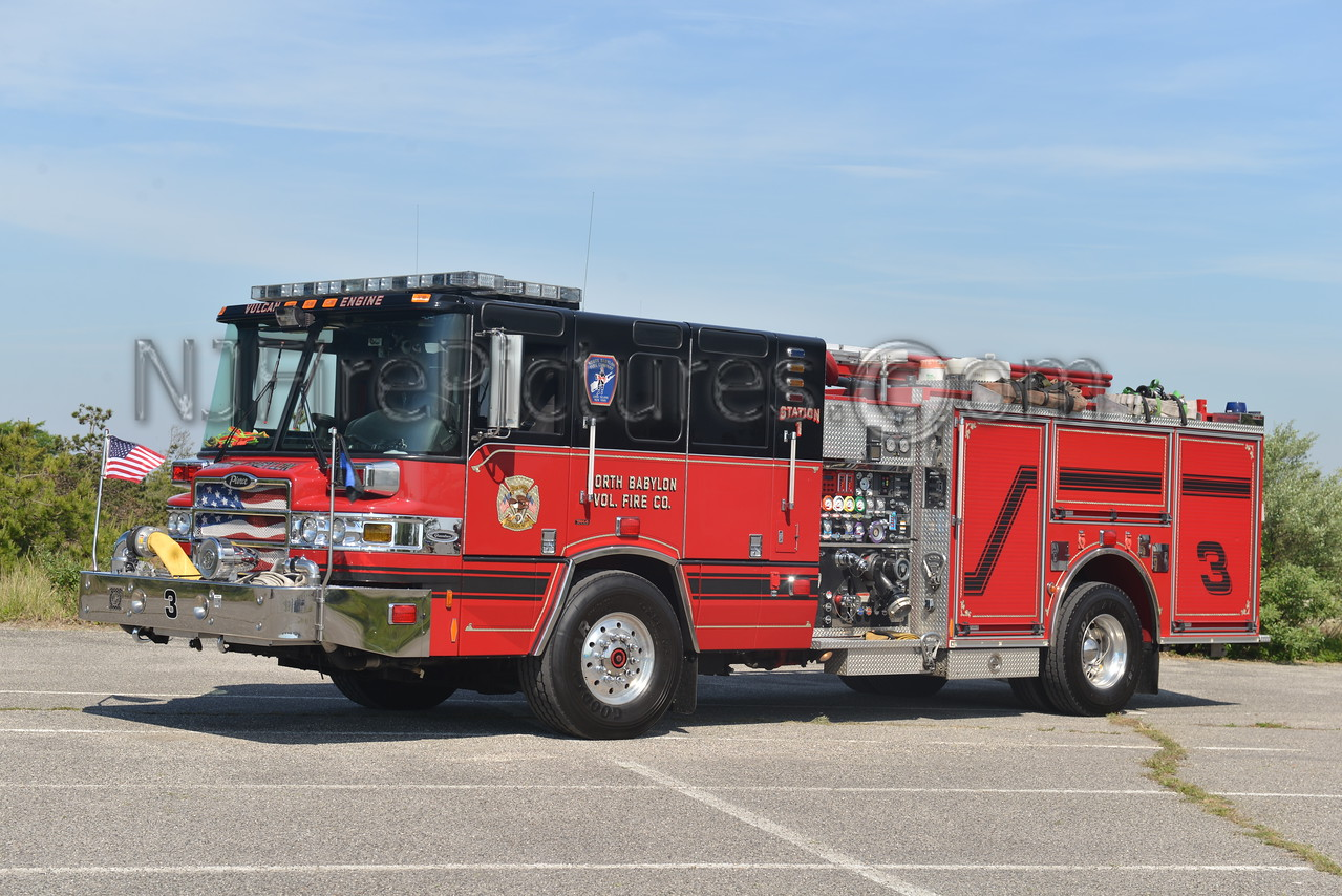NORTH BABYLON, NY ENGINE 1-8-3