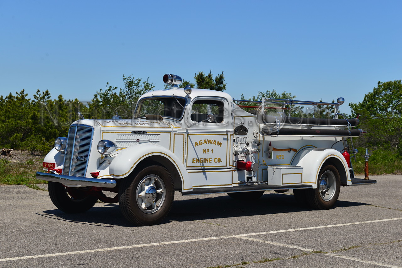 SOUTHAMPTON, NY AGAWAM FIRE CO.
