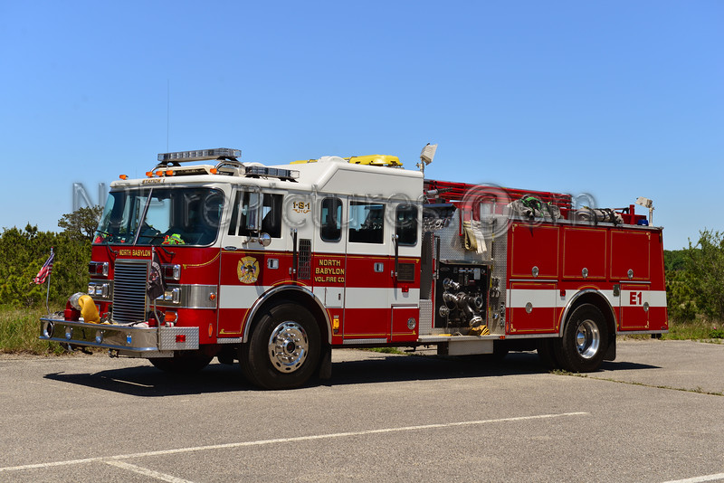 NORTH BABYLON, NY ENGINE 1-8-1