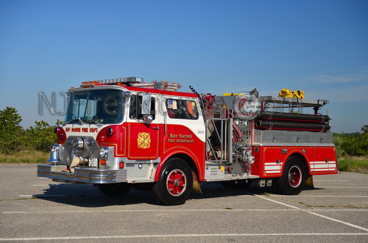 BAYSHORE, NY ENGINE 1