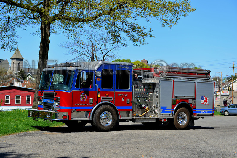 MIDDLETOWN, NY ENGINE 6