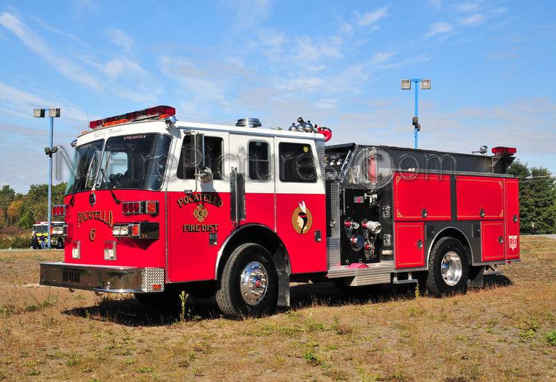 POCATELLO, NY ENGINE 151