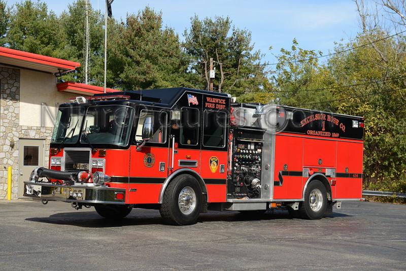 WARWICK, NY ENGINE 634
