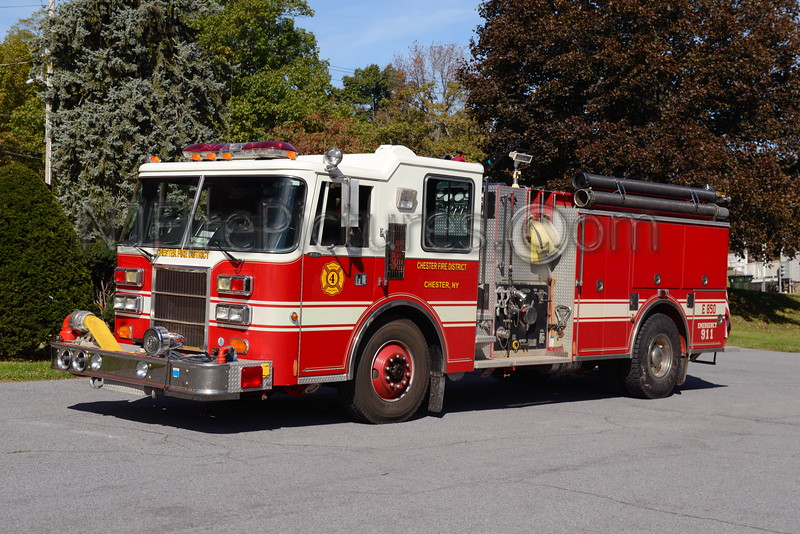 CHESTER, NY ENGINE 850