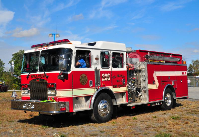 WALDEN, NY ENGINE 236