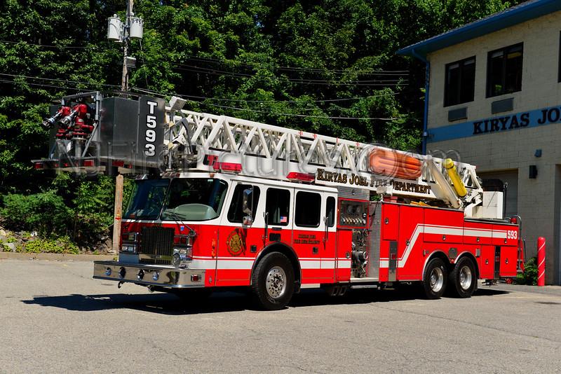 KIRYAS JOEL, NY TOWER 593