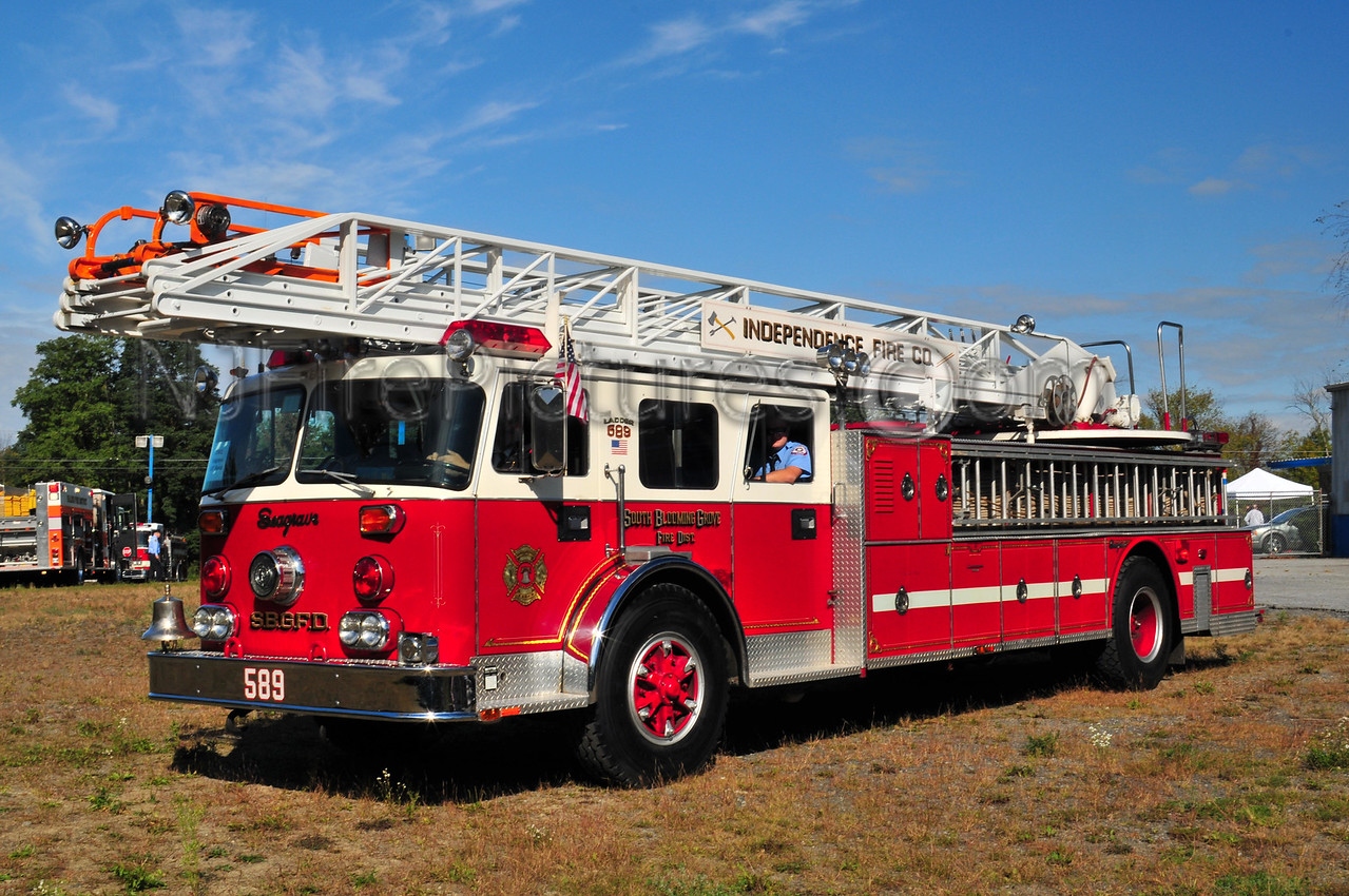 SOUTH BLOOMING GROVE, NY TRUCK 589