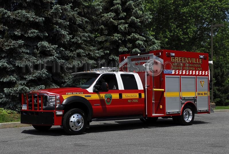 GREENVILLE, NY M-706